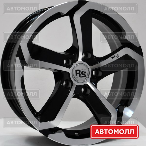 Колесные диски RS 517 изображение #1
