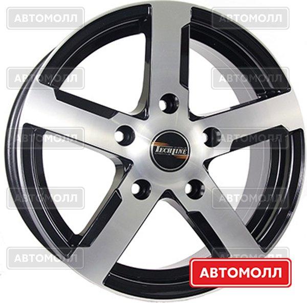 Колесные диски TECH Line 508 изображение #1