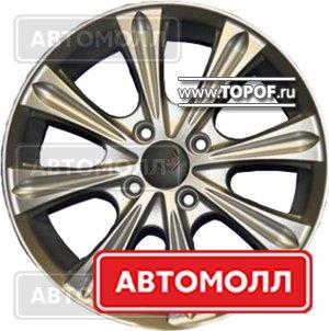 Колесные диски TECH Line 523 изображение #1
