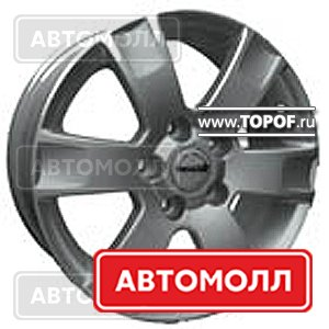 Колесные диски TECH Line 612 изображение #1