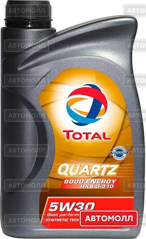Quartz Energy 9000 0W-30 1L
