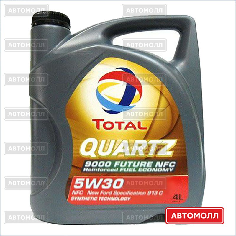 Моторное масло TOTAL Quartz Future 9000 изображение #2