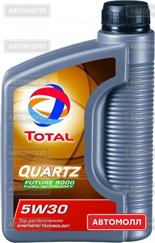 Моторное масло TOTAL Quartz Future 9000 изображение #3