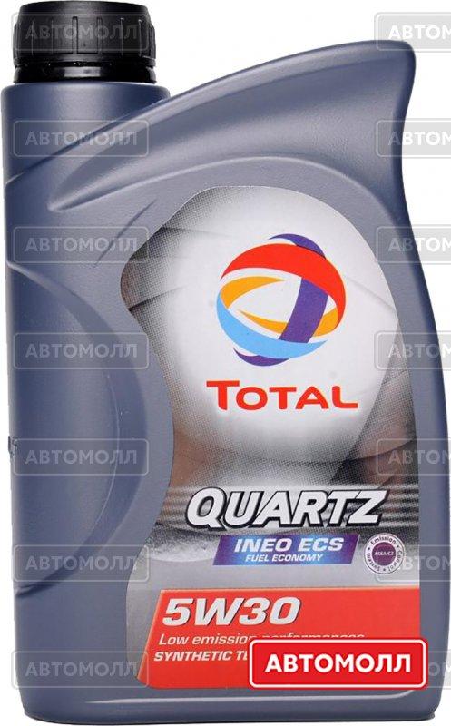 Моторное масло TOTAL Quartz Ineo ecs изображение #1