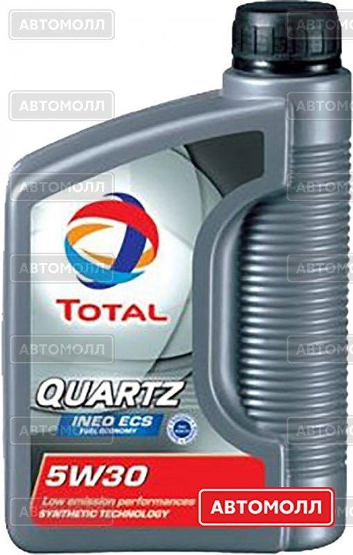 Моторное масло TOTAL Quartz Ineo ecs изображение #2