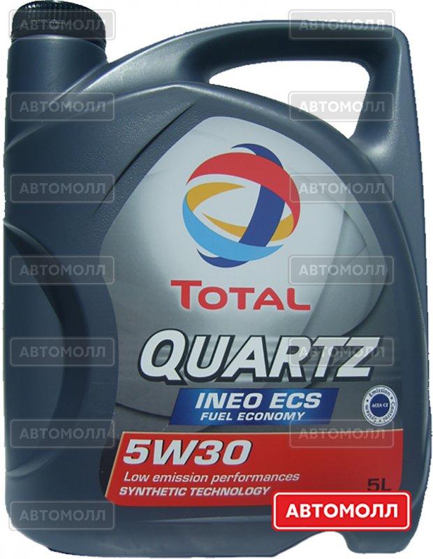 Моторное масло TOTAL Quartz Ineo ecs изображение #4