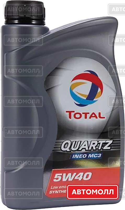 Моторное масло TOTAL Quartz Ineo MC 3 изображение #1