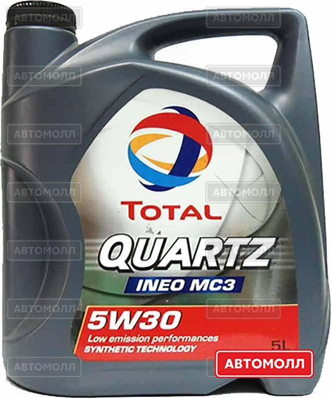 Моторное масло TOTAL Quartz Ineo MC 3 изображение #2