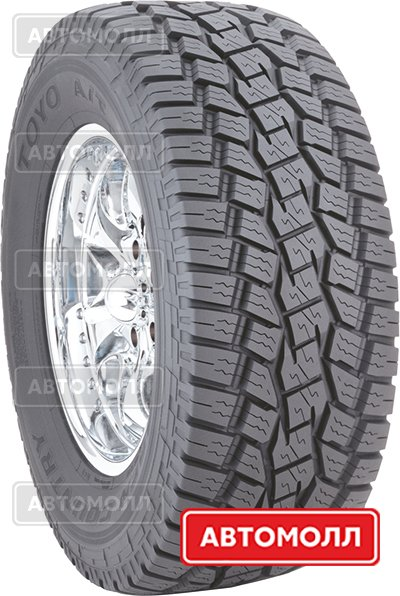 Open Country A/T 225/65R17 102H