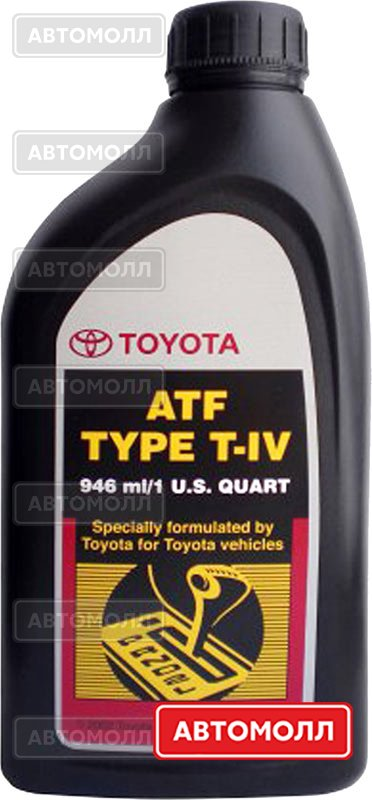 ATF TYPE T-4 00279-000t4-01