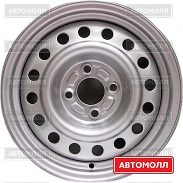 Колесные диски Trebl X40012 изображение #1