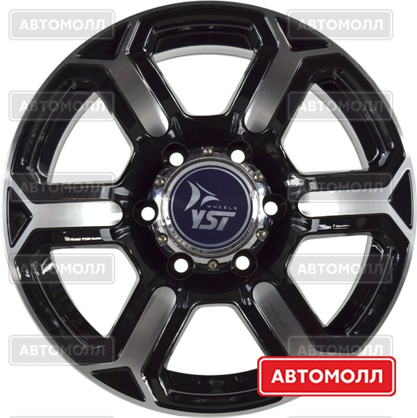 Колесные диски YST x2 изображение #1