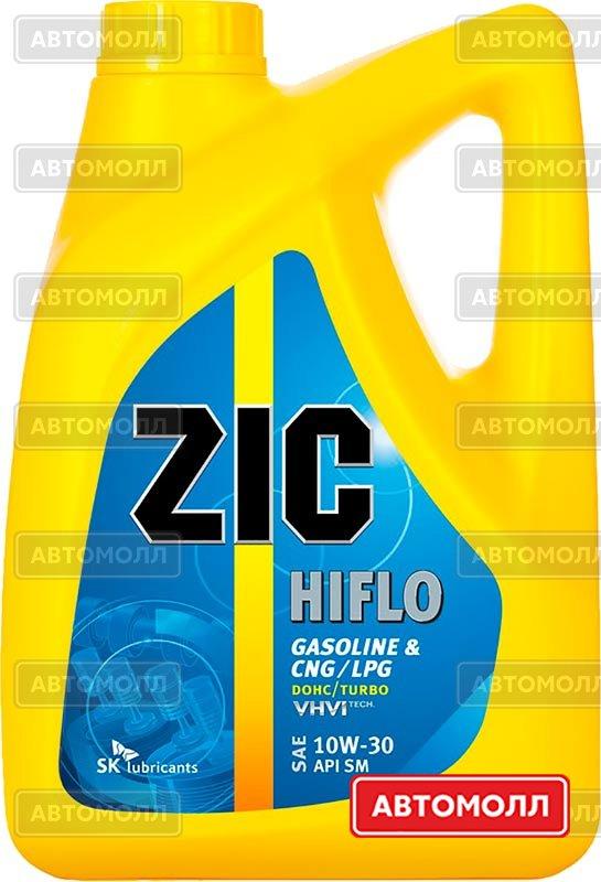 Моторное масло ZIC Hiflo изображение #1