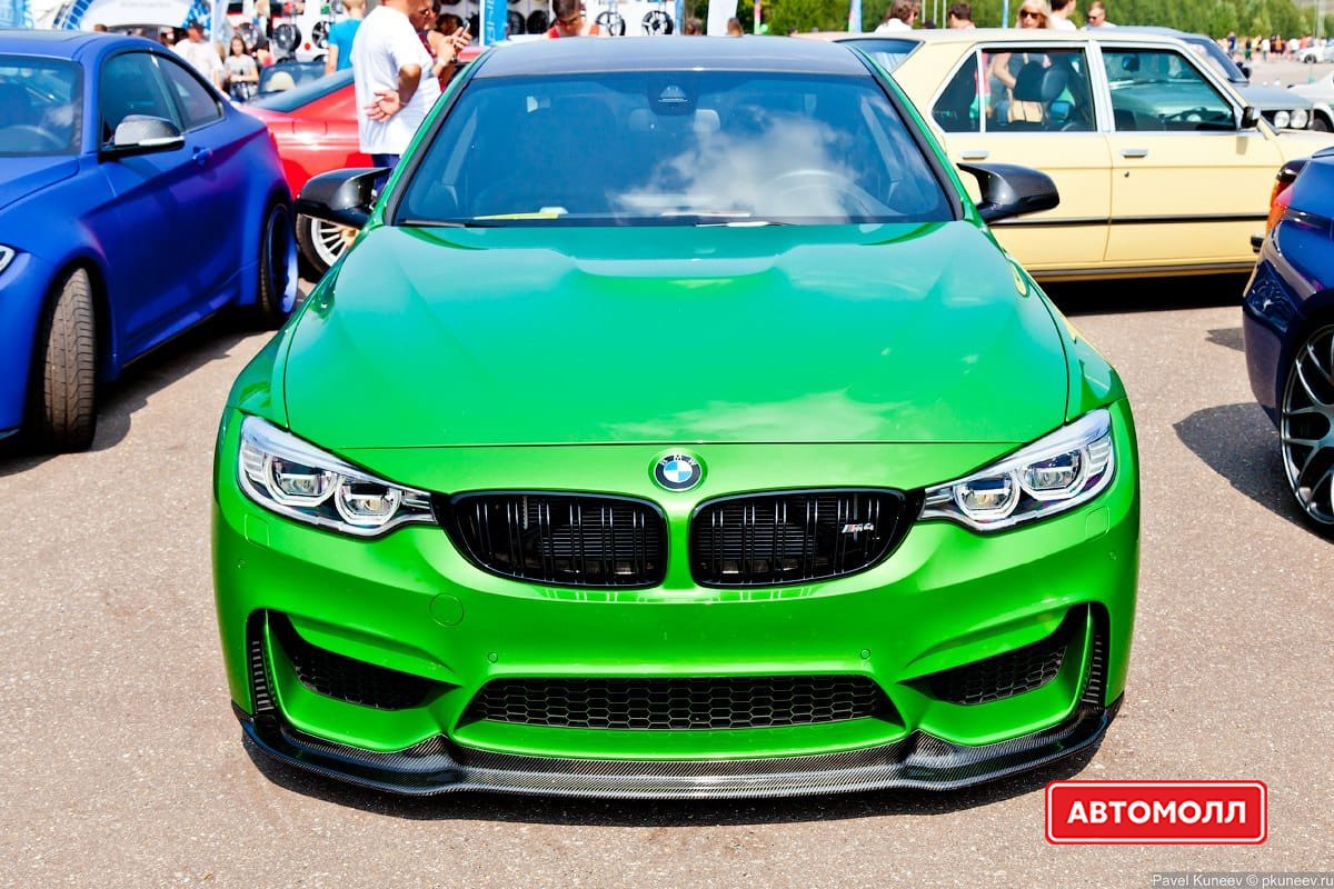 Автомолл - официальный партнер фестиваля BMW-FEST 2017